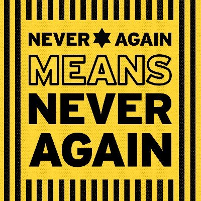 ✡️ Never Again Action ✡️ (@NeverAgainActn) Twitter profile photo