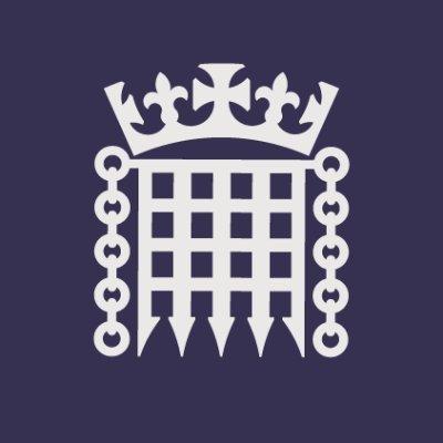 UK Parliament (@UKParliament )