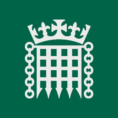 UK House of Commons (@HouseofCommons )
