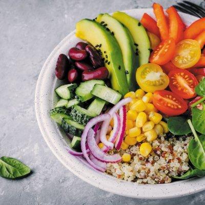 Healthy Food Journey