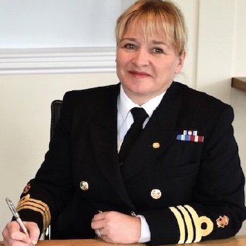 Commander Felicity Campbell