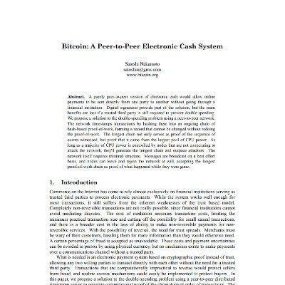 BitCoin és kriptográfia