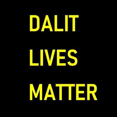 DalitLivesMatter