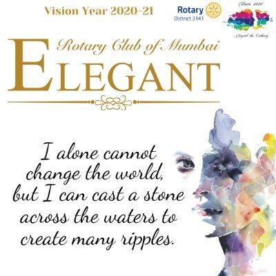 Rotary Club Of Mumbai Elegant
