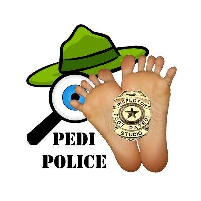 Foot Patrol @PediPolice #FootFetishFilm #Producer