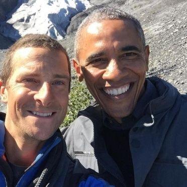 Barack Obama maybe