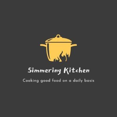 Simmering Kitchen