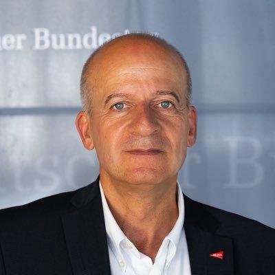 Friedrich Straetmanns, MdB