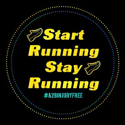 🏃🏾♂️🏃🏻♀️Start Running - Stay Running