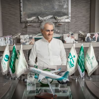 The Chairman of the Board of @Kingdom_KHC             The Chairman of the Board of @Alwaleed_Philan             The Chairman of the Board of @Rotana