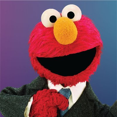 Elmo's Elmo! Elmo lives on Sesame Street and was told to tell you that Elmo is official!