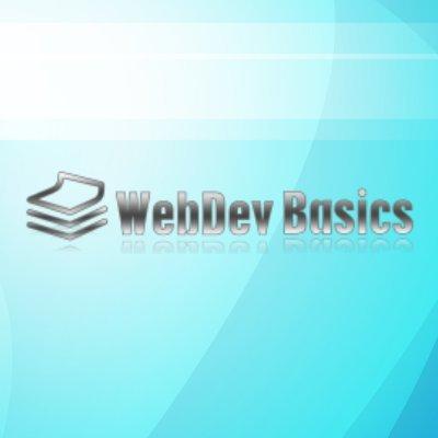 @WebDevBasics