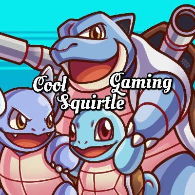 Cool Squirtle Gaming