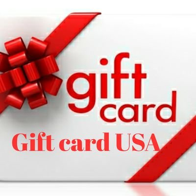 Gift Card USA (@GiftCar02732481) Twitter profile photo