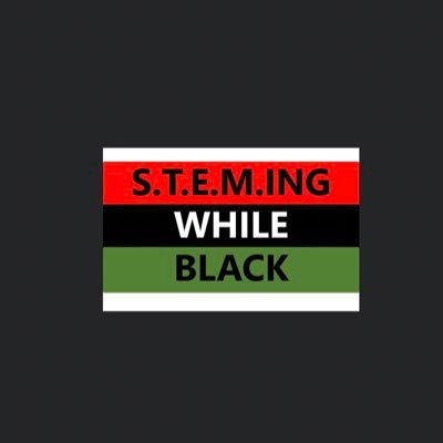 S.T.E.M.ING WHILE BLACK