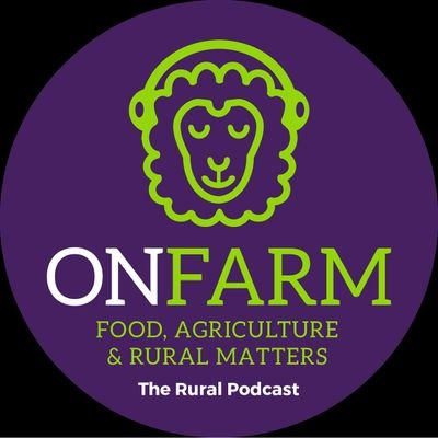 OnFARM podcast (Food, Agri, Rural Matters) (@on_farmuk) Twitter profile photo