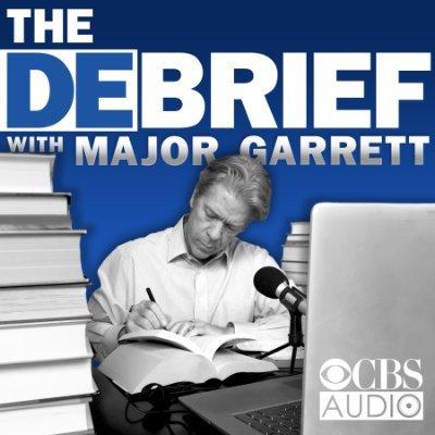 The Debrief w/ Major Garrett (@TheDebriefCBS) Twitter profile photo