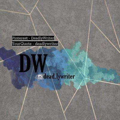 DeadlyWriter