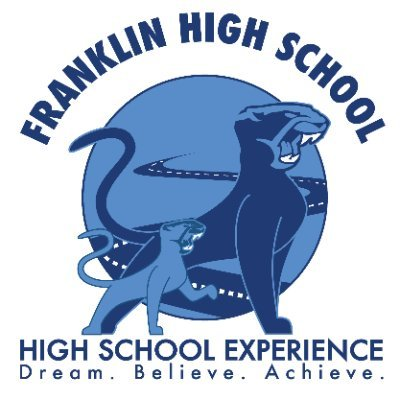 High School Experience Franklin calls for the Class of 2024