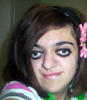 Maquillaje a la rubita - 3 3