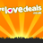 WE LOVE DEALS twitter profile