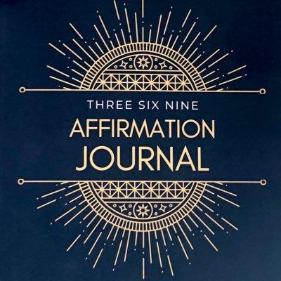 369 Affirmation Journal