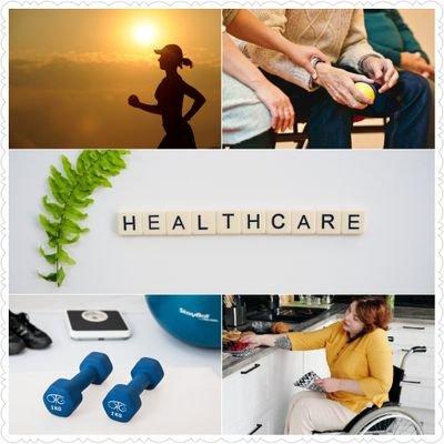 ✨Healthcare Rehabilitation : Health Is Wealth 💯