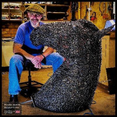 Mark Irwin Sculpture