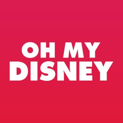 Oh My Disney (@OhMyDisney) Twitter profile photo