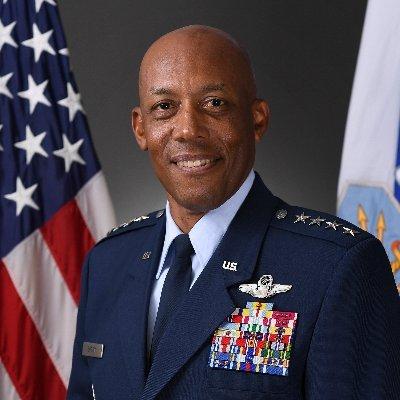 General CQ Brown, Jr.