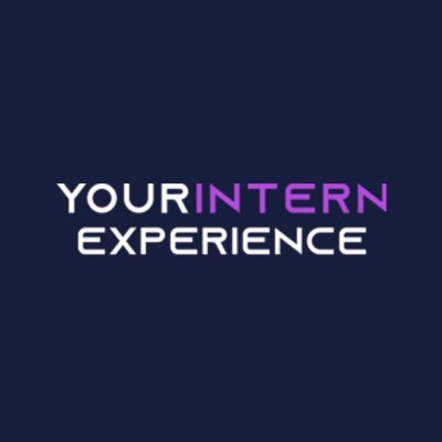 Your Intern Experience