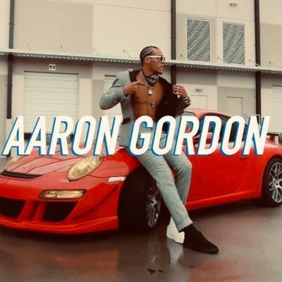 Aaron Gordon (@Double0AG) Twitter profile photo