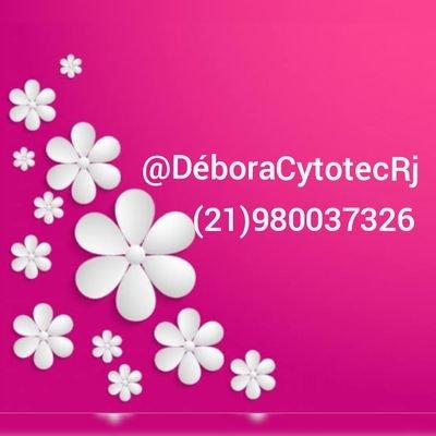 DéboraCytotec original RJ #citotec# aborto sim !