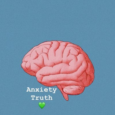 Mental Health Thread 🟢 (@AnxietyTruth) Twitter profile photo