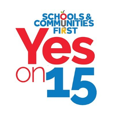 Yes on Prop 15! (Schools & Communities First) (@Schools1stCA) | Twitter