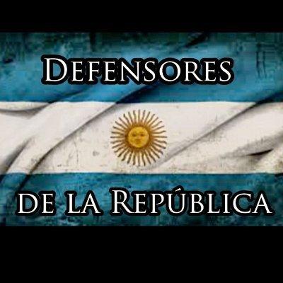@DefensoresDeLaRepublica