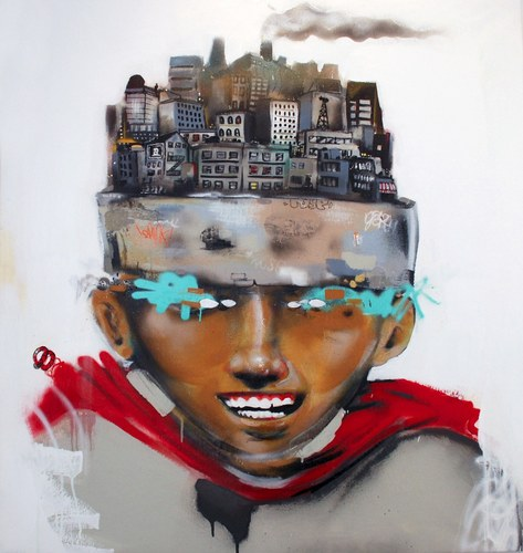 Hebru Brantley Social Profile