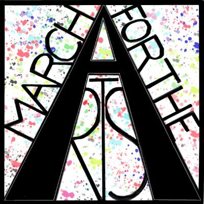 March for The Arts (@MarchforTheArts) Twitter profile photo