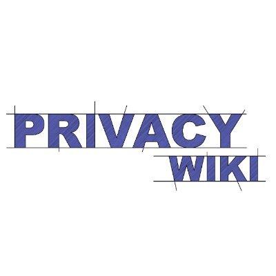 Privacy Wiki