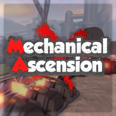 Ascension Codes Roblox Mechanical Ascension X Mechascensionx Twitter