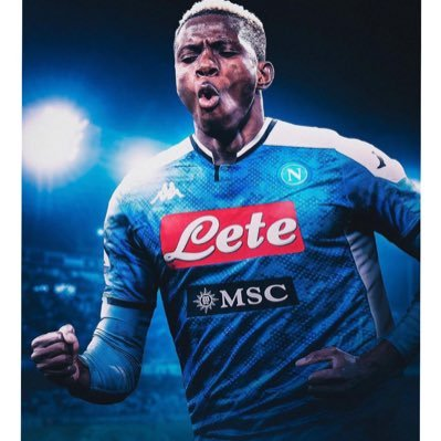 Victor Osimhen scores brace agaisnst  to send Napoli top of SERIE A