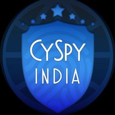 CySpy India (@CySpyIndia) Twitter profile photo