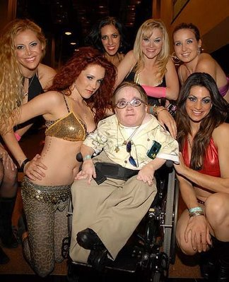 Kendras my space page eric the midget