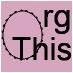 OrgThis Blog - S.Lee