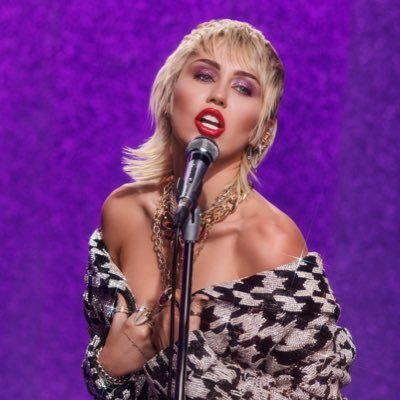 Miley Ray Cyrus (@MileyCyrus) Twitter profile photo