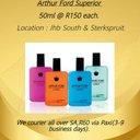 Arthur Ford perfumes by Ndileka♥️ - @ndishmbobo - Twitter