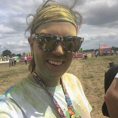 Jo Wakefield (@Arubababy) Twitter profile photo