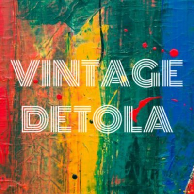 Vintage Detola