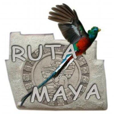 Logo Ruta Maya