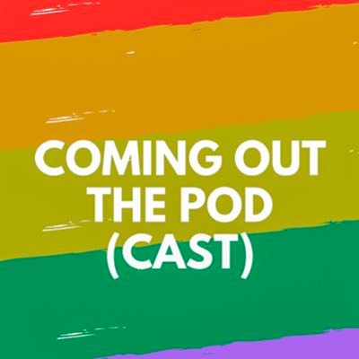 ComingOutThePod (@comingoutthepod) Twitter profile photo